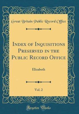 Index of Inquisition...