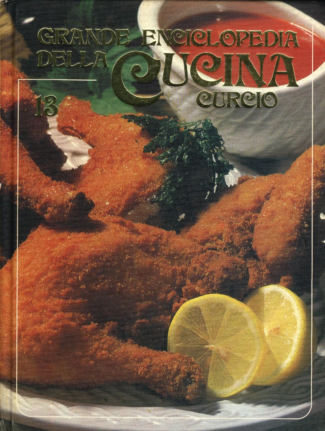 Grande Enciclopedia della Cucina Vol. 13 (man-noc)