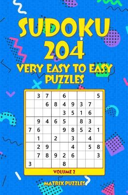 SUDOKU 204 Very Easy...