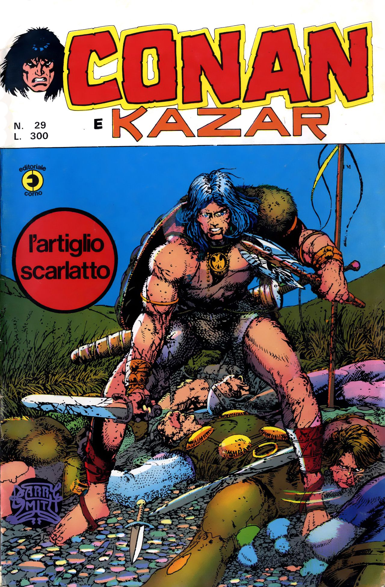 Conan e Ka-zar n. 29