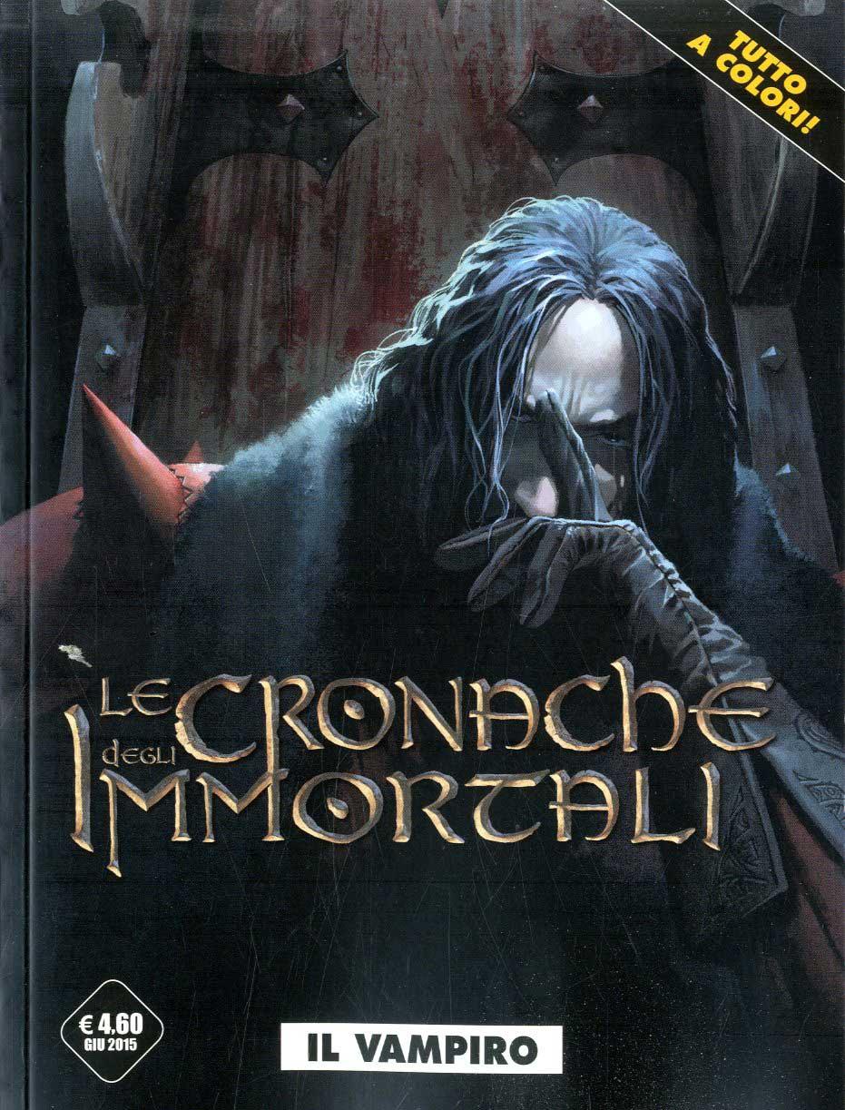 Le cronache degli immortali n. 2
