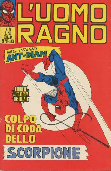 L'Uomo Ragno n. 23