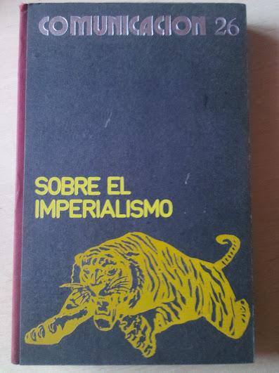 Sobre el imperialism...