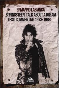 Springsteen. Talk ab...