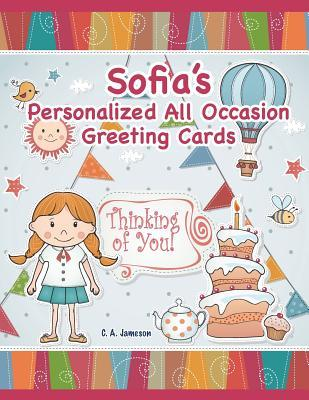 Sofia's Personalized All Occasion Greeting Cards