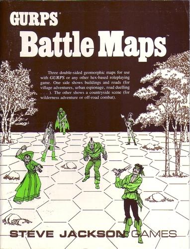GURPS Battle Maps