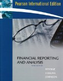 Financial Reporting and Analysis, 3/e