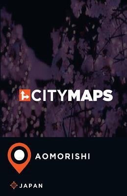 City Maps Aomorishi, Japan