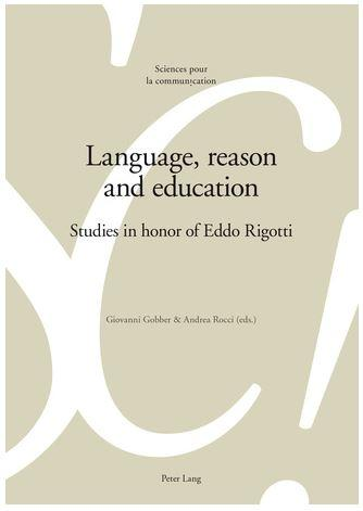 Language, Reason and Education