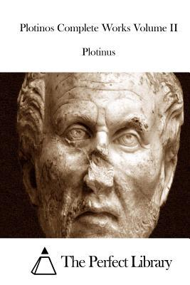 Plotinos Complete Works