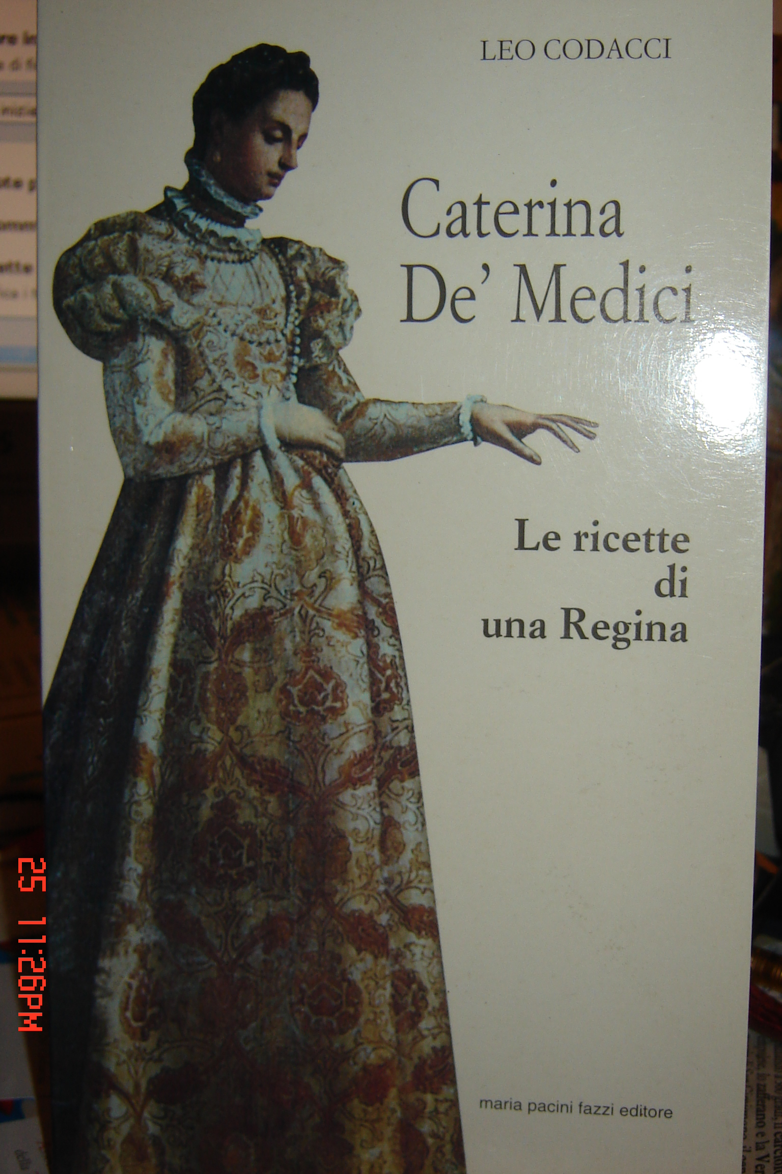 Caterina de' Medici: le ricette di una regina