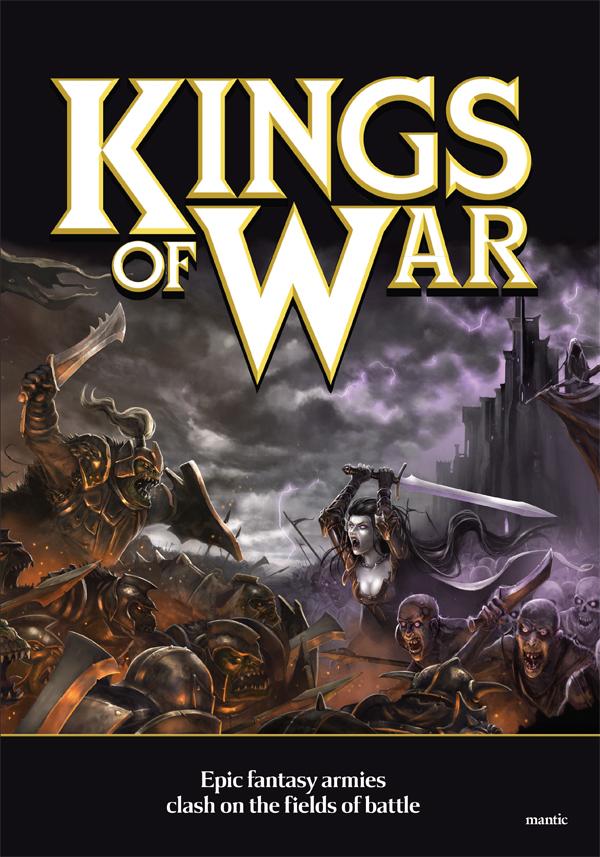 Kings of War Ruleboo...