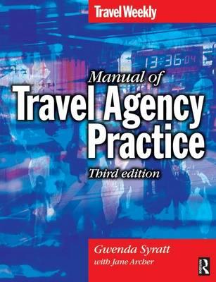 Manual of Travel Agency Practice