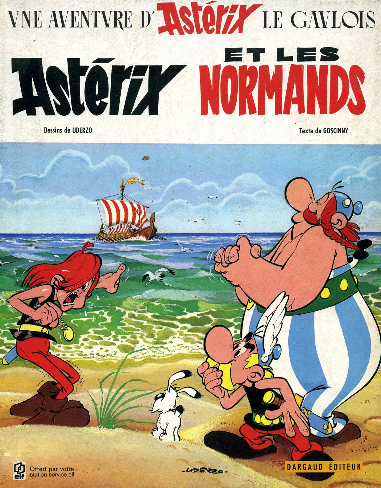 Asterix et les Norma...