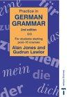 Practice in German Grammar