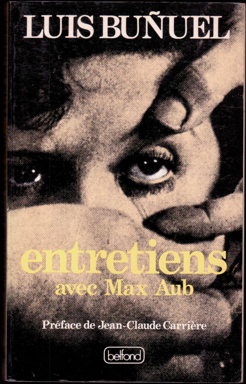 Entretiens avec Max Aub