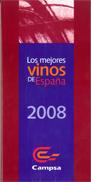 Guía Campsa de los mejores vinos de España 2008