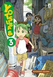 Yotsuba &! vol. 3
