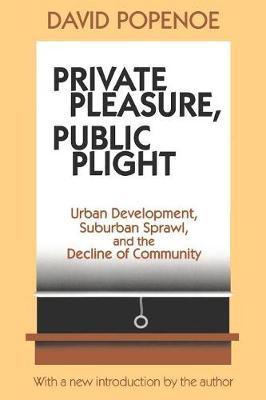 Private Pleasure, Public Plight