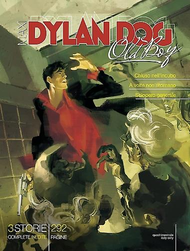 Maxi Dylan Dog n. 23