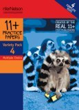 11+ Practice Papers, Multiple-choice Variety Pack 4