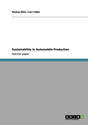 Sustainability in Automobile Production