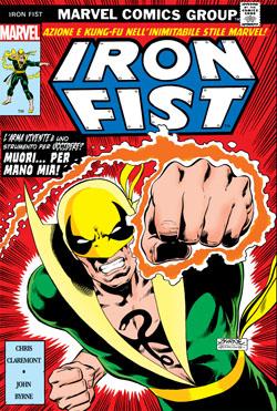 Iron Fist di Chris Claremont & John Byrne