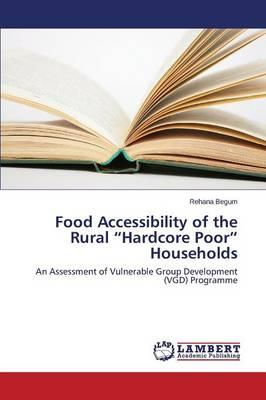 """Food Accessibility of the Rural """"Hardcore Poor"""" Households"""