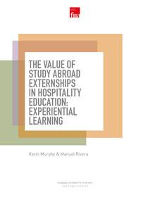 The value of study abroad externships in hospitality education