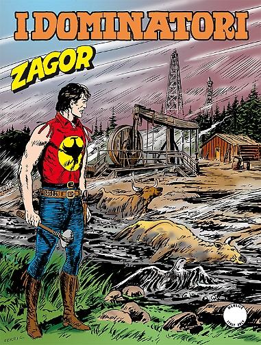 Zagor n. 611 (Zenith n. 662)
