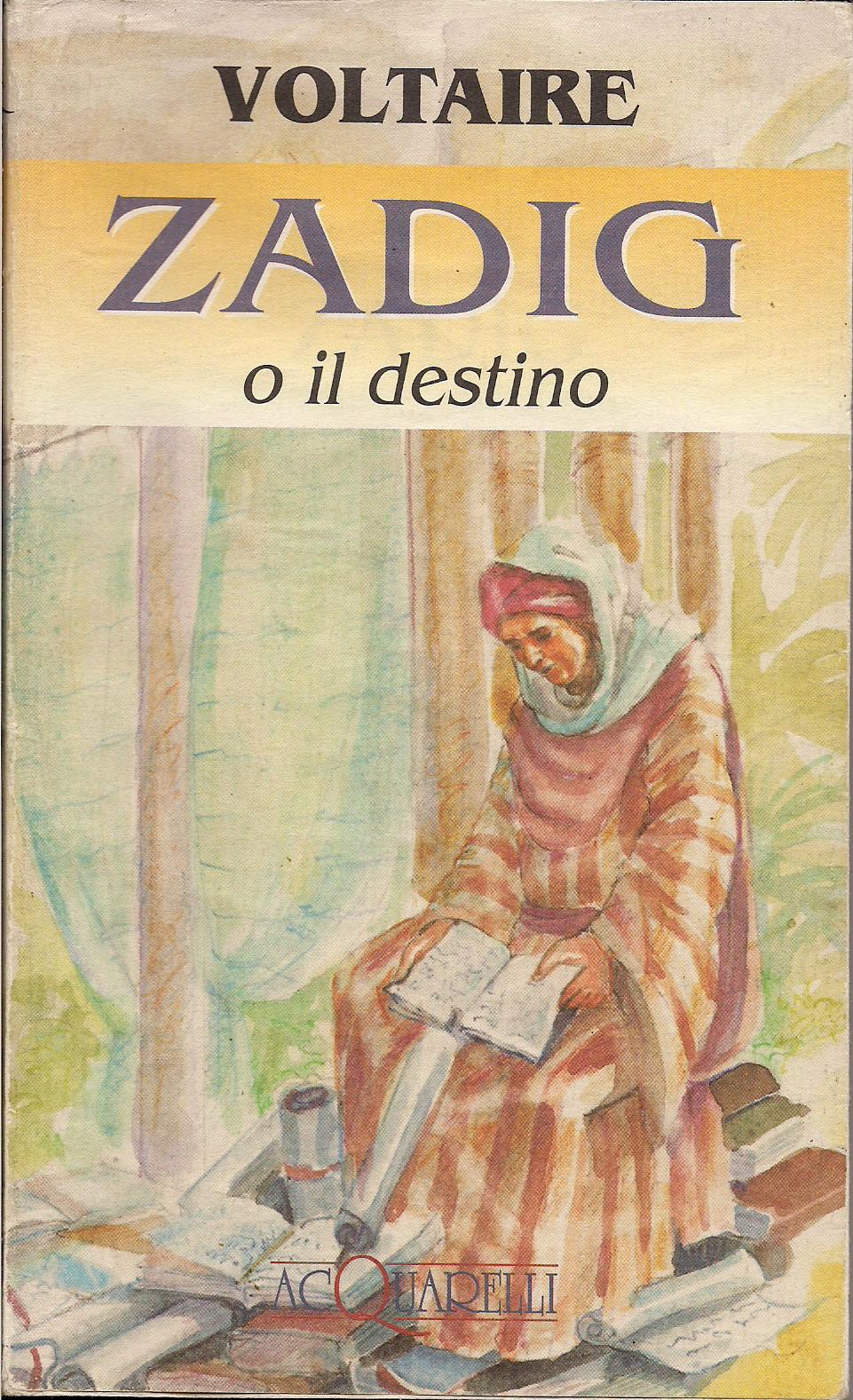 Zadig o il destino