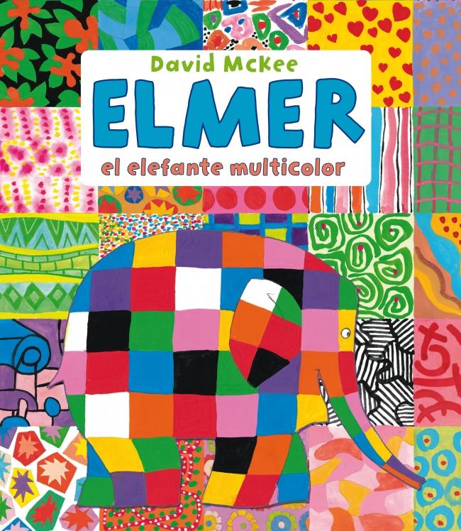 Elmer el elefante mu...