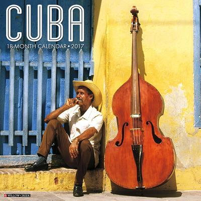 Cuba 2017 Calendar