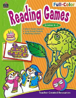 Full-Color Reading Games