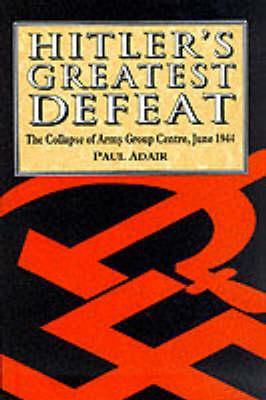 Hitler's Greatest Defeat