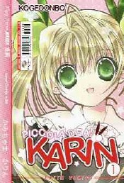 Karin piccola dea #1