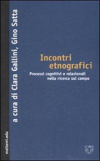 Incontri etnografici