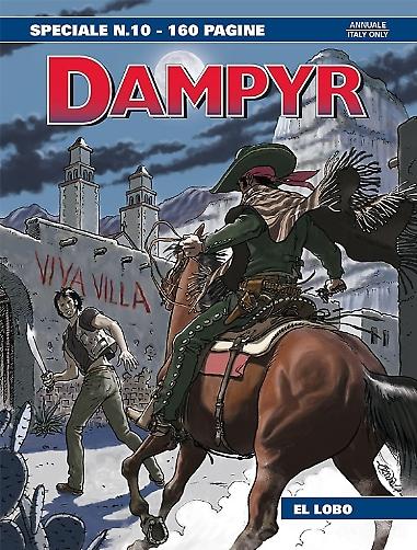 Dampyr Speciale n. 10