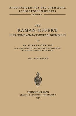 Der raman-effekt und seine analytische anwendung
