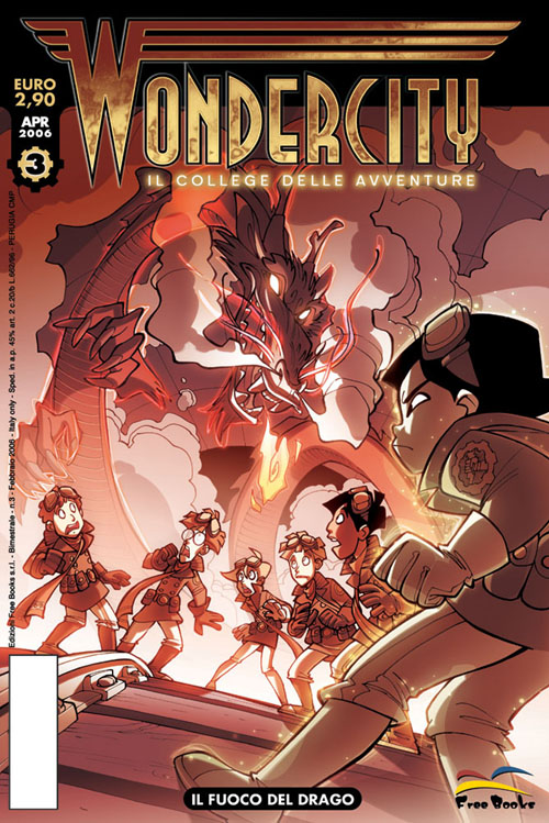 Wondercity #3 - Il f...