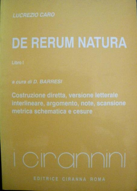 De rerum natura - Li...