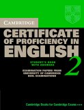 Cambridge Certificate of Proficiency in English 2 Self-study Pack
