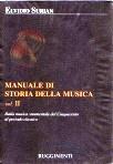 Manuale di storia della musica - vol. 2