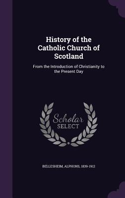 History of the Catholic Church of Scotland