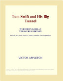 Tom Swift and His Big Tunnel (Webster's Korean Thesaurus Edition)