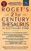 Roget's 21st Century...