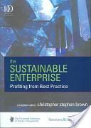 The sustainable enterprise
