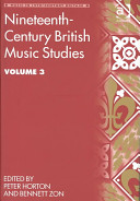 Nineteenth-century British music studies. 3