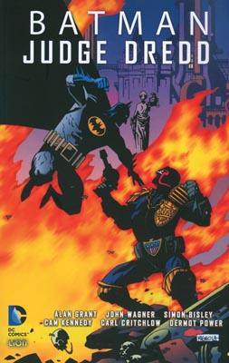 Batman/Judge Dredd Vol. 1