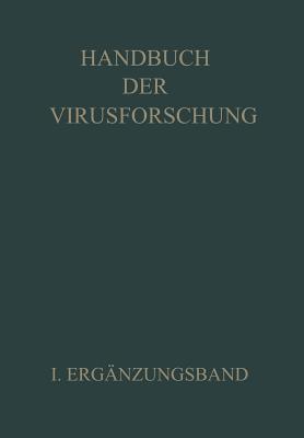 Handbuch Der Virusforschung